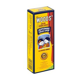 Woods Peppermint Cure Cough Syrup - 50ml