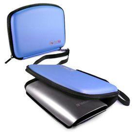 "TUFF-LUV Pocket Mini Small 2.5"" Hard Drive Cover - Blue"