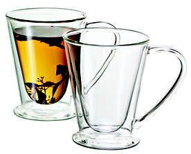 Avanti - Hero Twin Wall Glass 250ml - 2 Piece Set