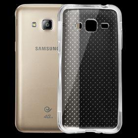 Tuff Luv TPU Gel Case for Samsung Galaxy J3 - Clear
