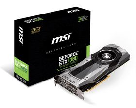 MSI Geforce GTX 1080 Founder Edition 8GB Graphics Card