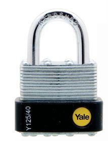 Yale - 40mm Laminated Padlock
