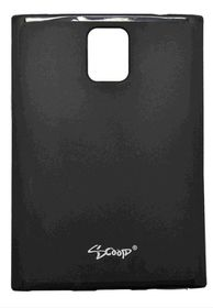 Scoop Progel Blackberry Passport Case with Screen Protector - Black