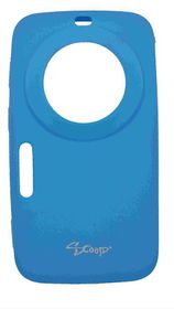 Scoop Progel Samsung K Zoom Case with Screen Protector - Blue
