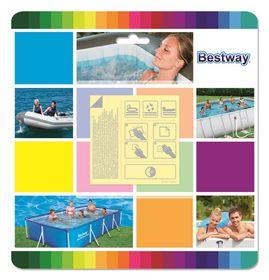 Bestway - Underwater Adhesive Repair Patch - Clear