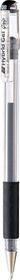 Pentel Hybrid Gel Grip 0.8mm Pen - Black Ink