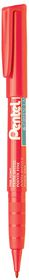 Pentel Fine Permanent Marker - Red