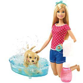 Barbie  Shake 'N Splash Pup