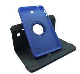 "Scoop Samsung Tab4 10.1"" Swivel Book Cover - Blue"