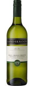 Landskroon - Paul Hugo White Viognier Chenin Blanc (6 x 750ml)