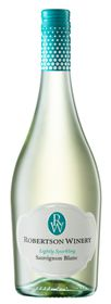 Robertson Winery - Lightly Sparkling Sauvignon Blanc - 6 x 750ml