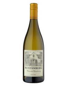 Rustenberg - Stellenbosch Unwooded Chardonnay - 6 x 750ml