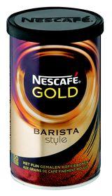Nescafe Gold Blend Barista Style - 100g