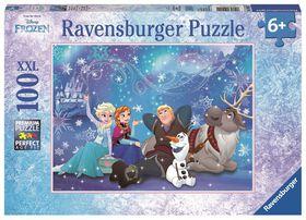 Ravensburger 100 Pieces Frozen Ice Magic XXL Puzzle
