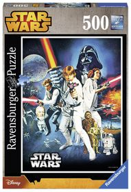 Ravensburger 500 Pieces Star Wars: A New Hope Puzzle