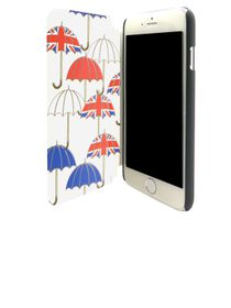 Uunique for iPhone6 2-In-1 Hard Shell British Brollie