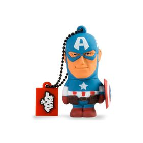 Marvel Captain America Flash Drive - 8GB