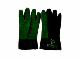 Efekto - Men's Garden Gloves Green Cotton - Large