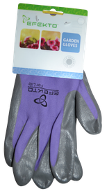 Efekto - Purple Nitrile Gloves - Small