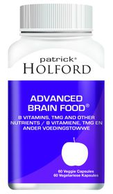 Patrick Holford Advanced Brain Food Capsules - 60'S