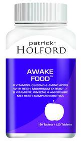 Patrick Holford Awake Food Tablets - 120'S