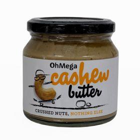 OhMega Cashew Butter - 250g