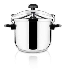 Taurus - Ontime Classic Stainless Steel Pressure Cooker - 10 Litre