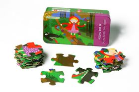 The Purple Cow Little Red Riding Hood 35 Piece Puzzle