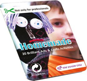 The Purple Cow Homemade Not Only for Professionals Craft Set