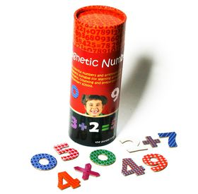 The Purple Cow Magnetic Numbers