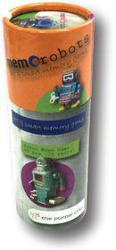 The Purple Cow Memo Robots