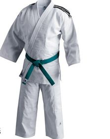 Adidas Judo GI with Black Stripes without Belt