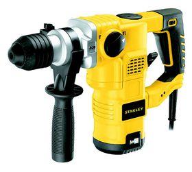 Stanley - 1250W Rotary Hammer - Yellow