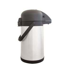 Home Classix - Stainless Steel Double Wall Airpot - 3 Litre