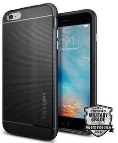 SPIGEN Neo Hybrid Metal Case for iPhone 6s Plus - Slate