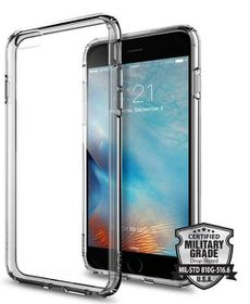 SPIGEN Ultra Hybrid Space Case for iPhone 6s Plus - Crystal