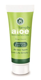 Simply Aloe Soothing Eye Gel - 15ml
