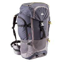 QUECHUA DECATHLON Forclaz 70 Hiking Backpack - Light Grey