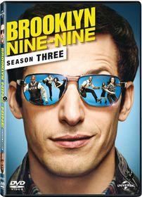 Brooklyn Nine Nine Season 3 (DVD)