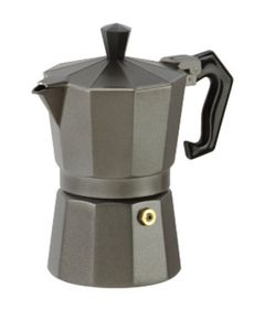 Avanti - Espresso Coffee Maker 3 Cup - Aluminium