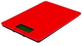 Avanti - Digital Kitchen Scale 5Kg - Red