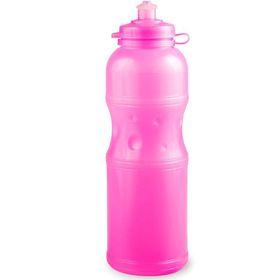 Lumo - Sportec 4 - 750ml Water Bottle - Clear Neon Pink