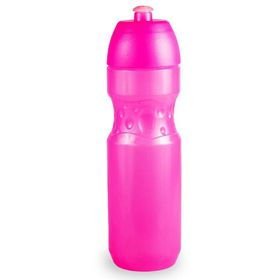Lumo - Sportec 10 Cyclist Bottle - 800ml Semi Transparent Neon Pink