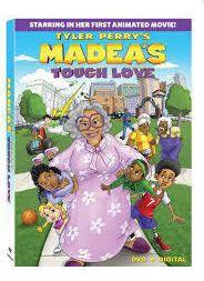 Madea's Tough Love (DVD)