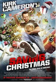 Kirk Cameron - Saving Christmas (DVD)