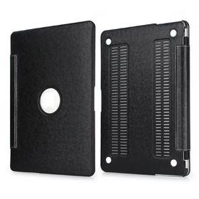 """Tuff-Luv Slim Skin Case for Apple Macboook 13"""" - Black"""