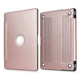 "Tuff-Luv Slim Skin Case for Apple Macboook 13"" - Rose Gold"