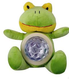 4aKid - Plush Night Light - Froggy