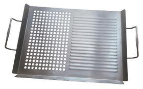Megamaster - BA0162 - Stainless Steel Braai Pan