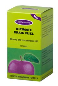 Bioharmony Ultimate Brain Fuel - 60's